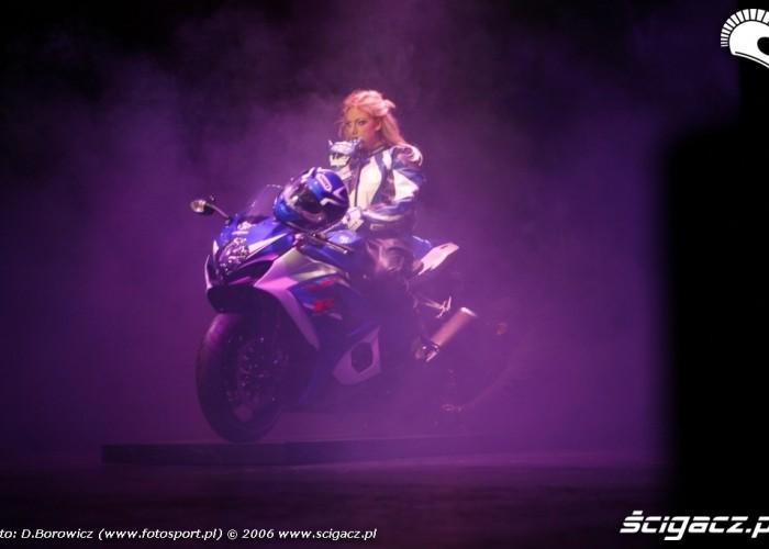 intermot 2007 laska Suzuki bonus 09