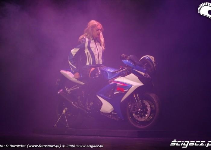 intermot 2007 laska Suzuki bonus 10