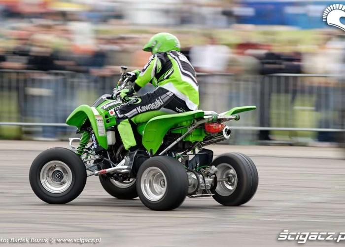 potzner quad drift