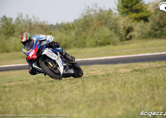 mmp motocyklowe mistrzostwa polski 2 runda 2006 b0116