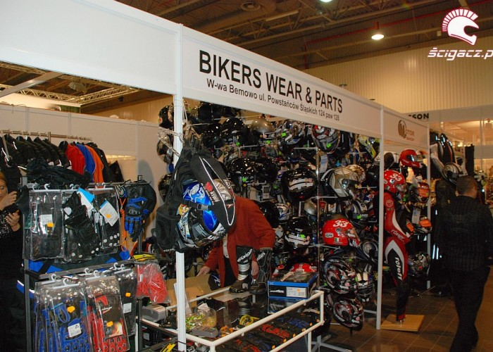 bikers wear and parts