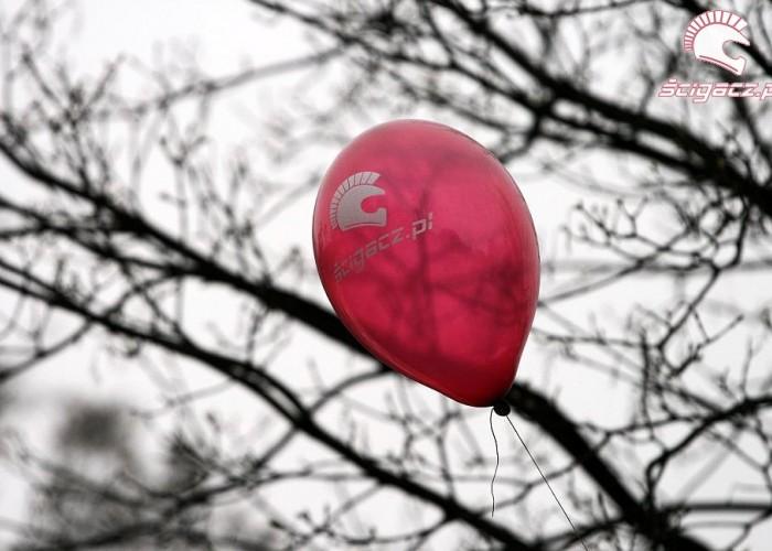 balonik otwarcie sezonu czestochowa 2008