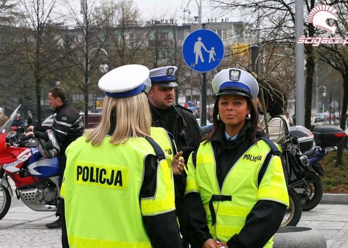 dziewczyny z policji otwarcie sezonu czestochowa 2008