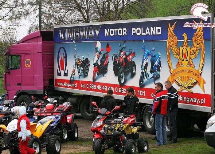 kingway otwarcie sezonu czestochowa 2008