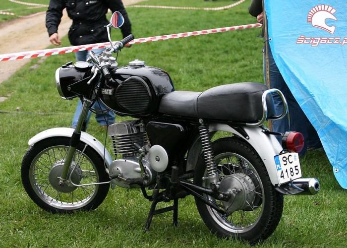 motocykl mz otwarcie sezonu czestochowa 2008
