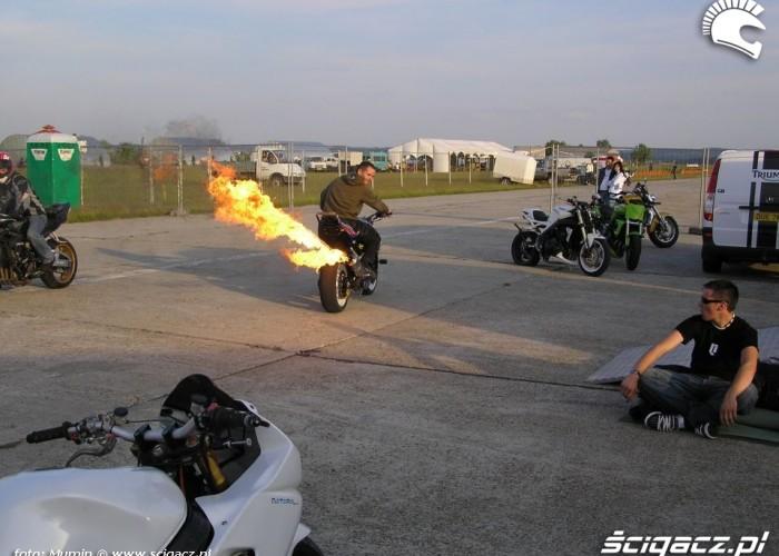 Miki Boy flame 2