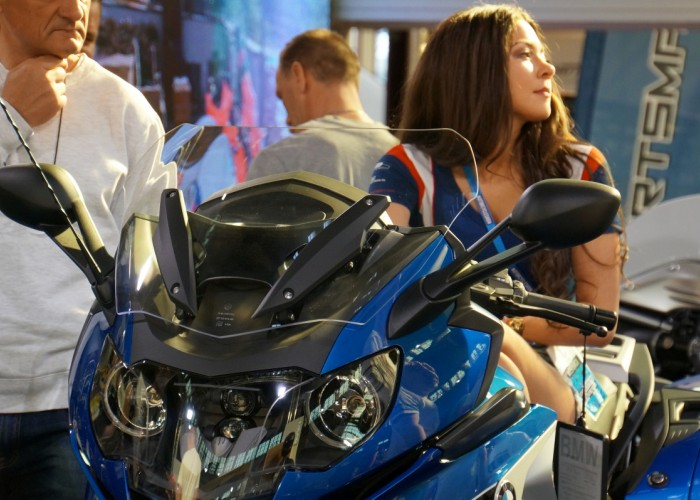 bmw gt wroclaw motorcycle show 2017