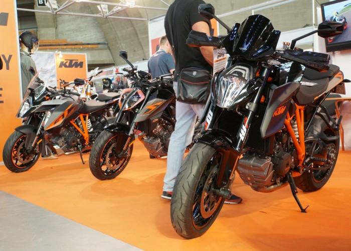 ktm motocykle worclaw motorcycle show 2017