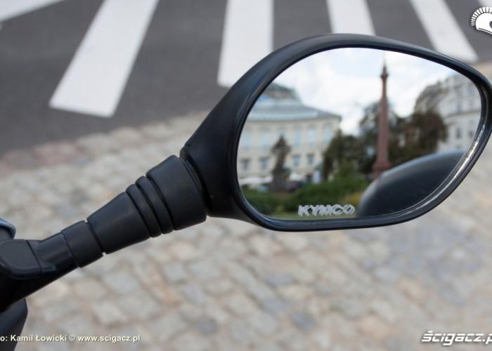 lusterko kymco people 300i scigacz pl