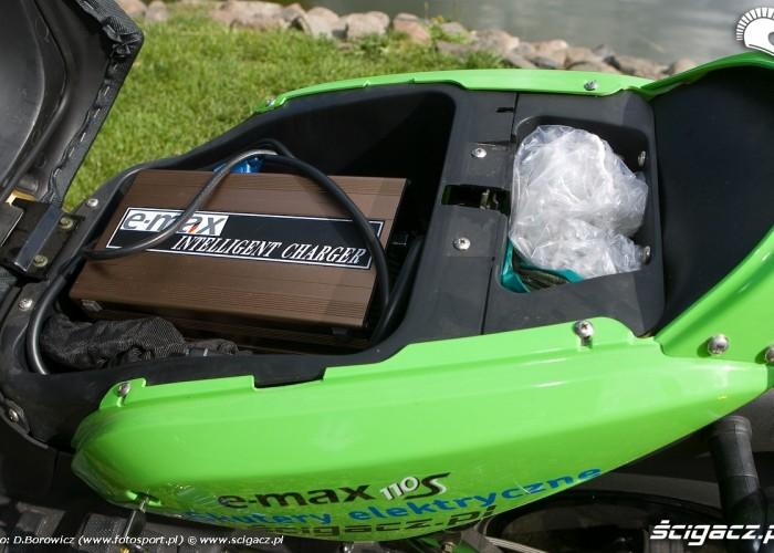 bagaznik ermax elektryczny skuter test mg 0055