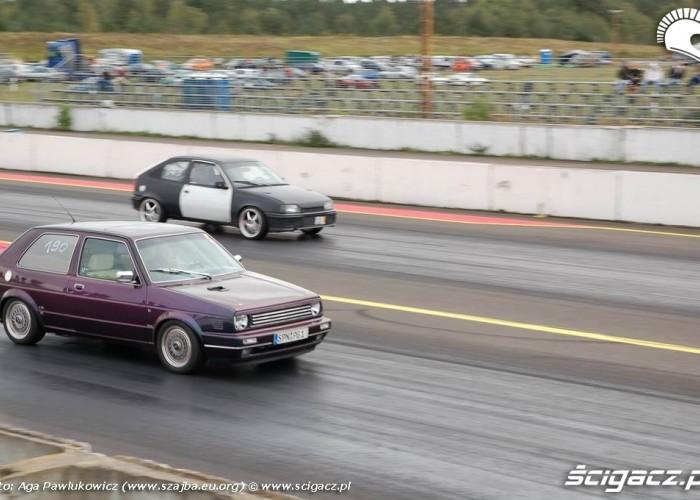 Luckau 1 4 mili Volkswagen vs Opel