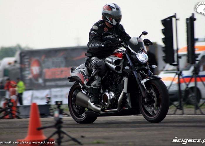Yamaha Vmax Wyscigi Bemowo