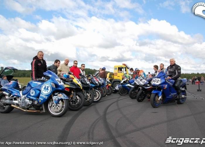 1 4 mili ryki motocykle