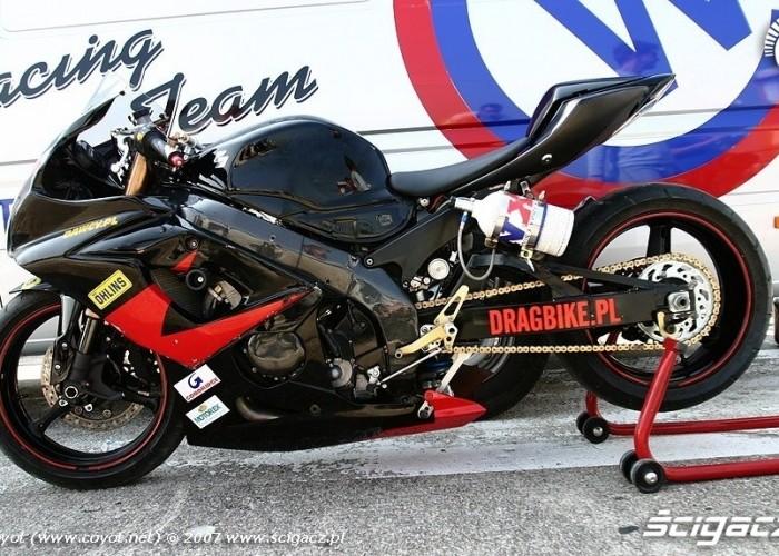 GSX-R1000 drag