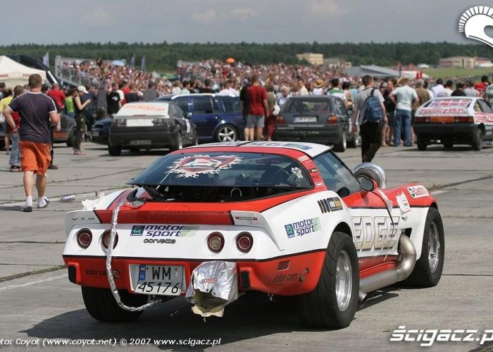 King of europe Corvette