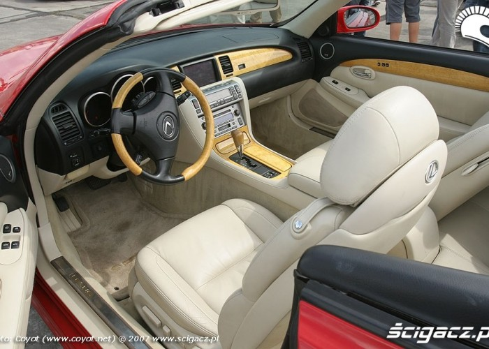 King of europe Lexus