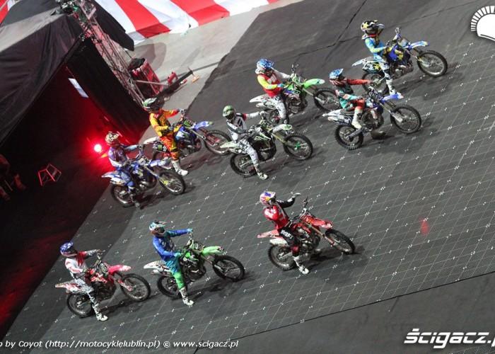 FMX Nitro Circus Live 2013 Warsaw