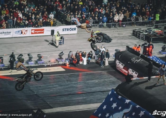Freestyle Motocross bez ubran