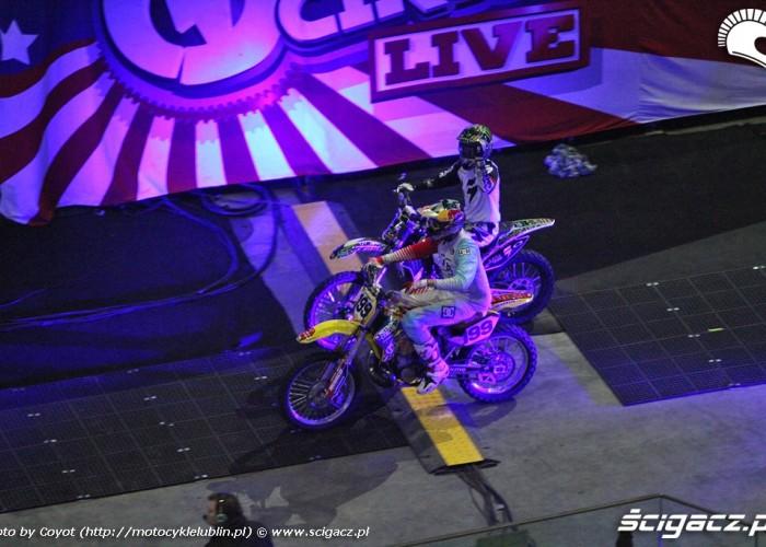 Nitro Circus Live 2013 Warsaw