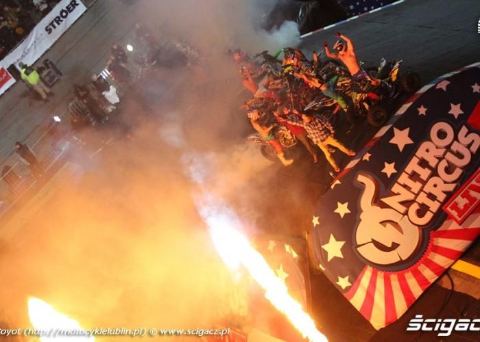 Nitro Circus Live 2013 Warsaw w Polsce