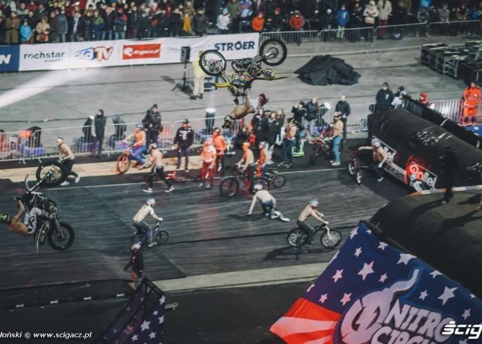 Nitro Circus Live 2013 fmx Warszawa