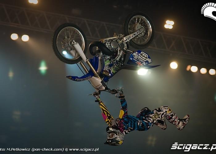 Luke Smith superflip masters of dirt