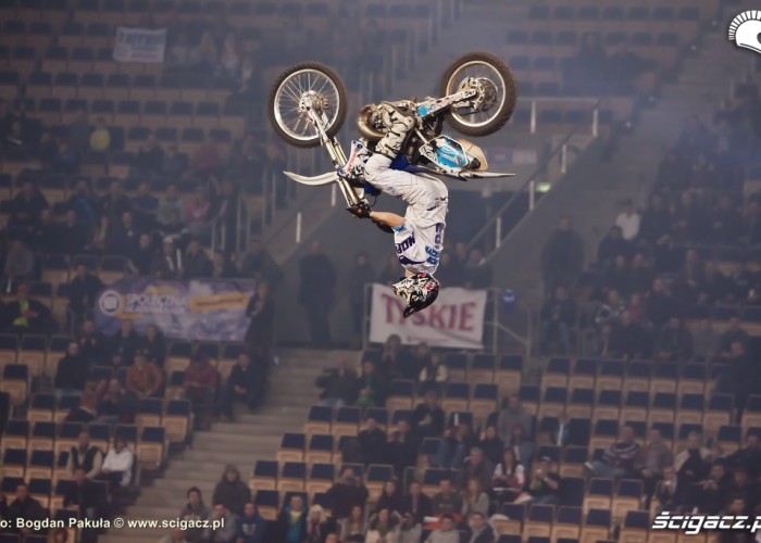 Backflip Super Enduro Atlas Arena
