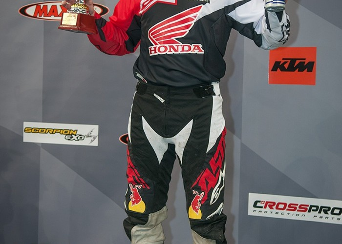 david knight honda alpinestar