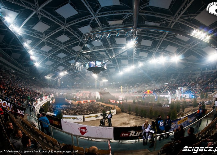 enduro arena lodz superenduro 2012