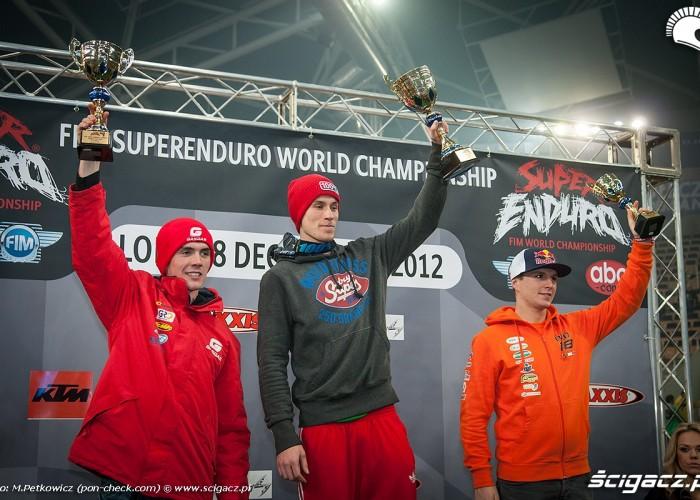 podium szymkowski superenduro