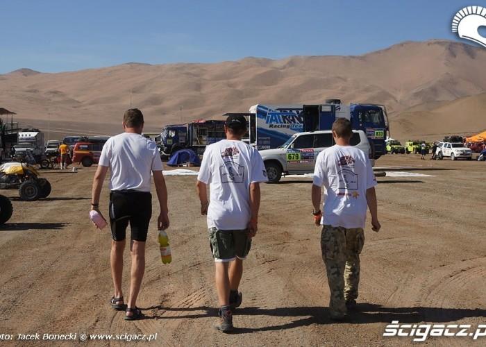 Biwak ATV Polska Dakar 2010
