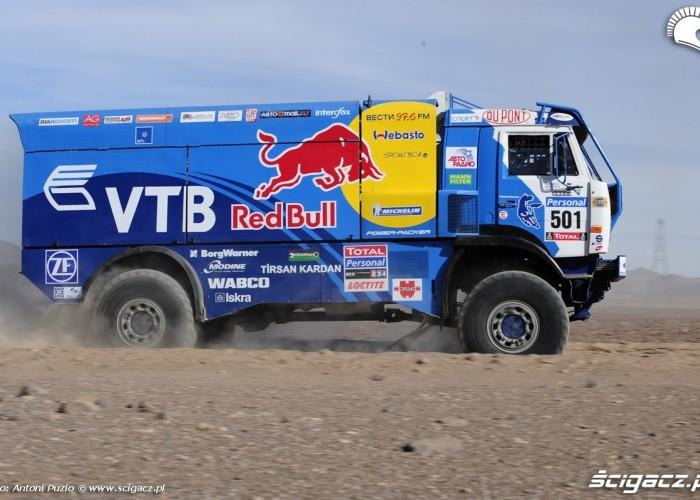 Chagin Vladimir Dakar 2010
