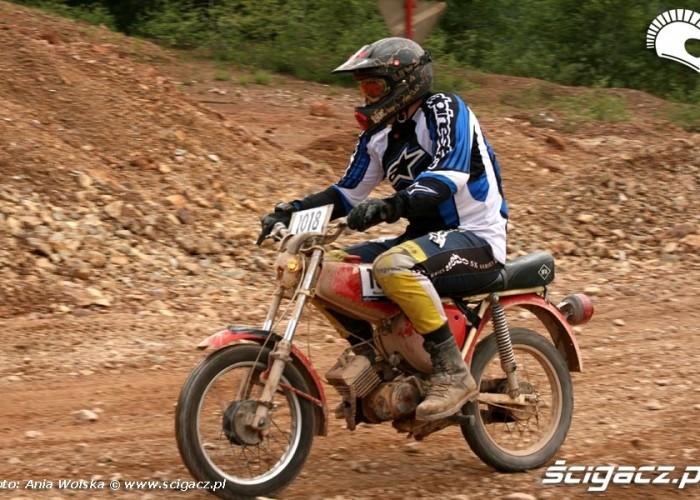 2009 motocykl erzberg