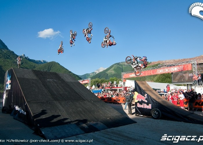 backflip erzberg rodeo 2009