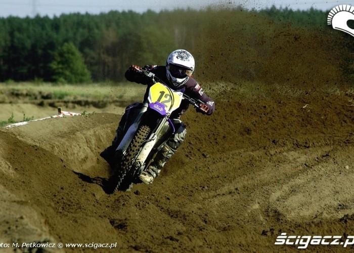 mank arkadiusz motocross wschowa