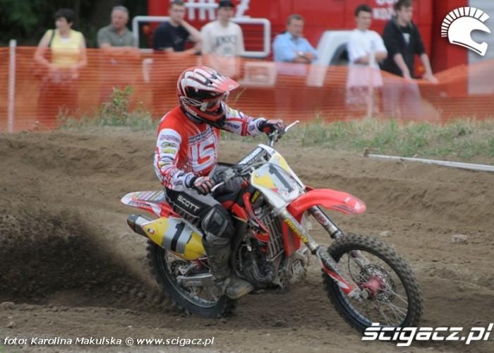 MP w Motocrossie Strykow 2008 12