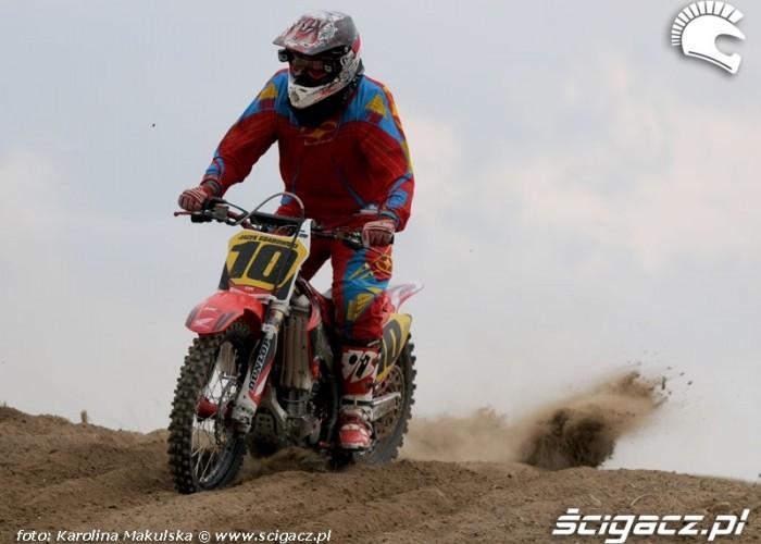 MP w Motocrossie Strykow 2008 3