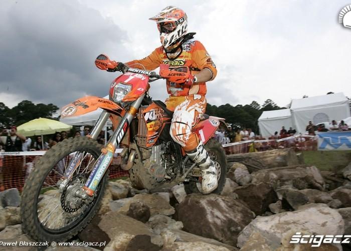Enduro Mistrzostwa Swiata Meksyk KMT rider