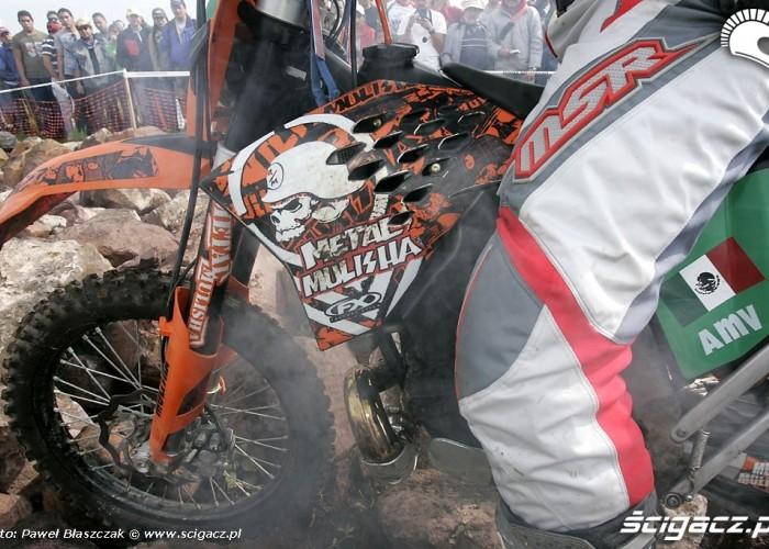 Mistrzostwa Swiata Enduro WEC Meksyk 2009 KTM performance