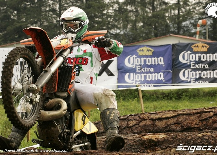 Mistrzostwa Swiata Enduro WEC Meksyk 2009 extreme test