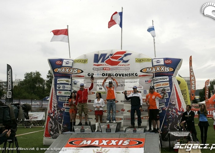 mistrzostwa swiata enduro podium