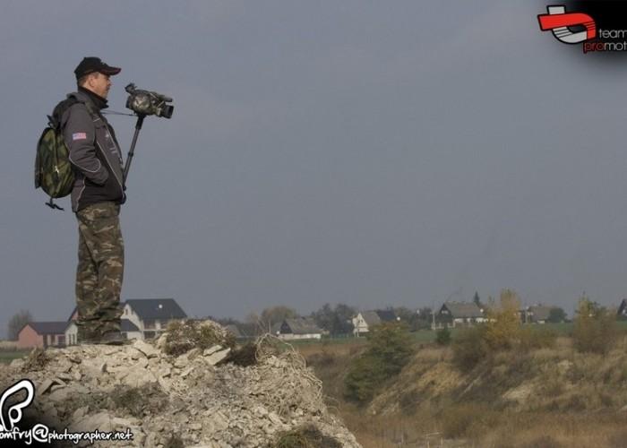 enduro opole kamerzysta na szczycie