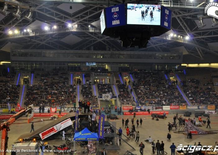 Atlas Arena motocyklowy SOSP