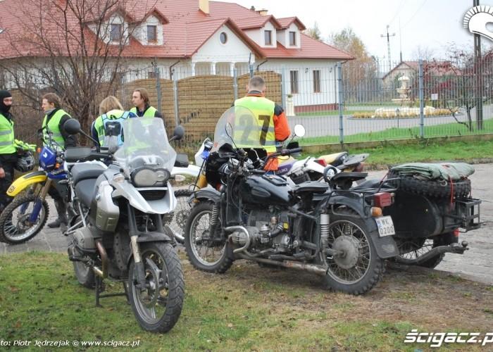 BMW GS i stary kolega - 63 Pogon za lisem