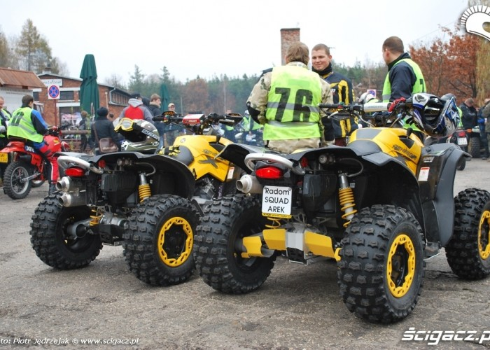 Can-Am Radom Squad Arek - 63 Pogon za lisem
