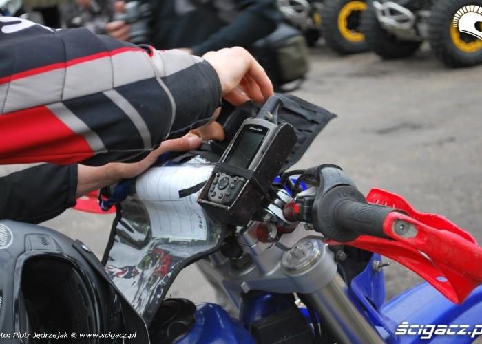 GPS moze sie przydac - 63 Pogon za lisem