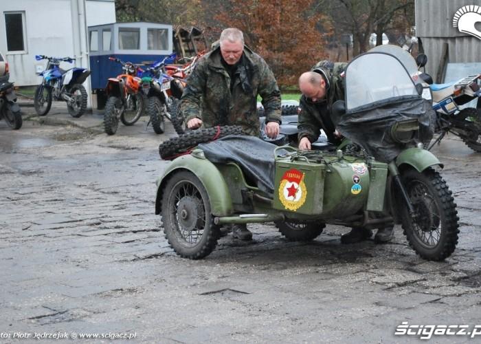 Gwardia ZSRR - 63 Pogon za lisem