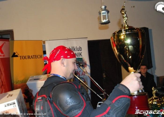 Jaroslaw Bondyra Zwyciezca - 63 Pogon za lisem