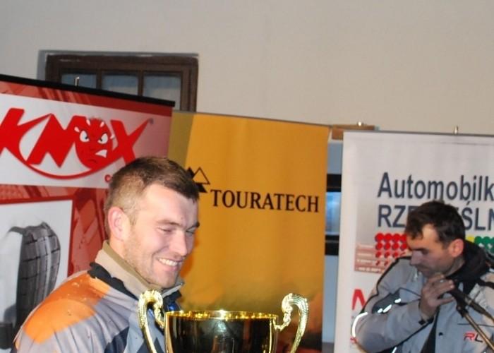 Lukasz Delega drugie miejsce - 63 Pogon za lisem