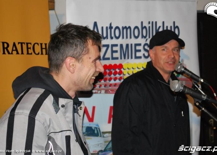 Tomek Kedrzior Pawel Szwed-organizatorzy - 63 Pogon za lisem